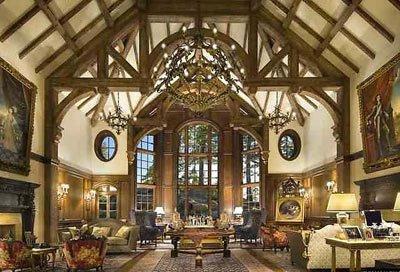 Самые дорогие дома. Внутри дома Tranquility.